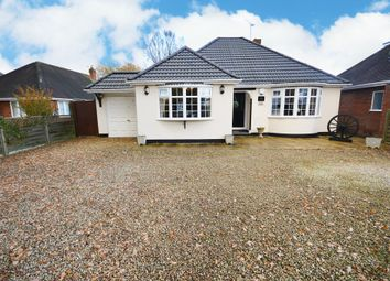 Thumbnail 4 bed detached bungalow for sale in Barkers Lane, Wythall, Birmingham