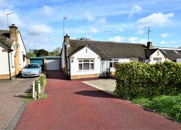 Thumbnail 3 bed semi-detached bungalow for sale in Boughton Road, Moulton, Northampton