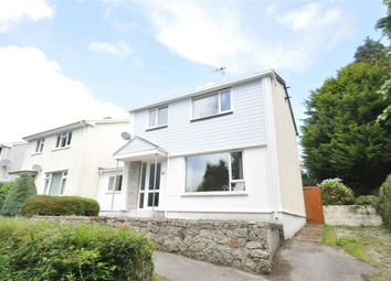 Thumbnail 4 bed detached house to rent in Captains Walk, Falmouth