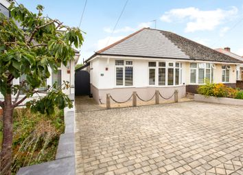 Thumbnail 3 bed semi-detached house for sale in Melvin Close, Laverstock, Salisbury
