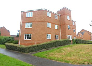 Thumbnail 2 bed flat for sale in Wisteria Way, Nuneaton
