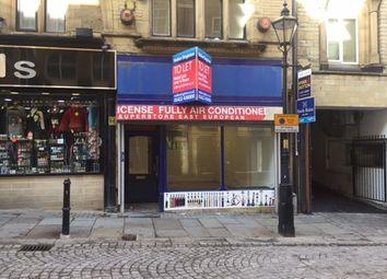 Thumbnail Retail premises to let in 18 Crown Street, Halifax