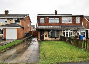 Thumbnail 3 bed semi-detached house for sale in Shefford Crescent, Winstanley, Wigan