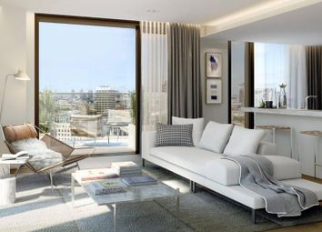 Thumbnail 1 bed flat for sale in South Bank Place, Southbank