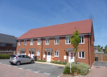 Thumbnail 2 bed terraced house for sale in Bailey Close, Picket Piece, Andover