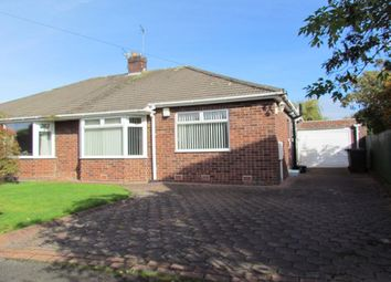 Thumbnail 2 bed bungalow for sale in Milford Gardens, Brunton Park, Gosforth
