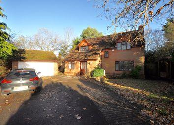 Thumbnail 4 bed detached house for sale in Lichfield Drive, Great Sutton, Ellesmere Port