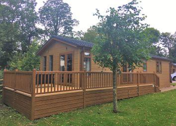 Thumbnail 3 bed cottage for sale in Plas Coch Caravan & Leisure Park, Llanfairpwllgwyngyllgogerychwyrndrobwyll-Llantysiliogogogoch