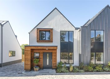 Thumbnail 2 bed semi-detached house for sale in 2 Meadowlands View, The Dean, Alresford, Hampshire