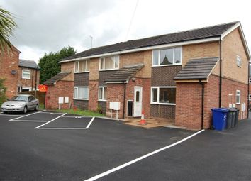 Thumbnail 1 bed flat to rent in Horninglow Road North, Horninglow, Burton Upon Trent, Staffordshire