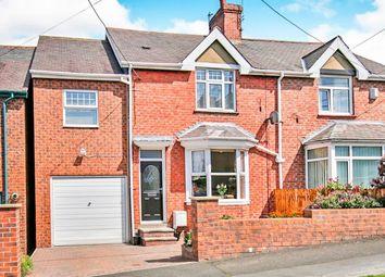 Thumbnail 4 bed semi-detached house for sale in Selborne Gardens, Shotley Bridge, Consett