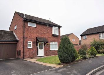 Thumbnail 3 bed detached house for sale in Causley Drive, Barrs Court