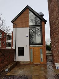 Thumbnail 3 bed detached house to rent in Egerton Road, Fallowfield