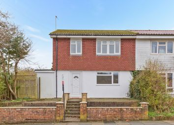 Thumbnail 3 bed semi-detached house to rent in Rushlake Road, Brighton