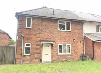 Thumbnail 3 bed property to rent in Tonbridge Road, Erdington, Birmingham