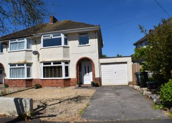 Thumbnail 3 bed semi-detached house for sale in Brymore Close, Bridgwater