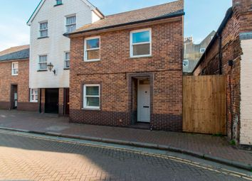 Thumbnail 2 bed semi-detached house for sale in Love Lane, Margate