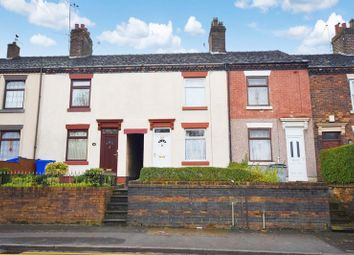 Thumbnail 3 bedroom terraced house for sale in Werrington Road, Bucknall, Stoke-On-Trent