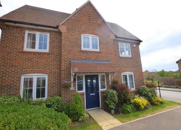 Thumbnail 4 bed link-detached house for sale in Wedow Road, Thaxted, Dunmow