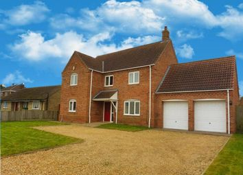 Thumbnail 4 bedroom detached house to rent in Long Lane, Feltwell, Thetford