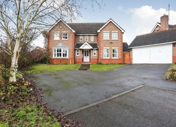 Thumbnail 5 bed detached house to rent in Chattock Avenue, Solihull