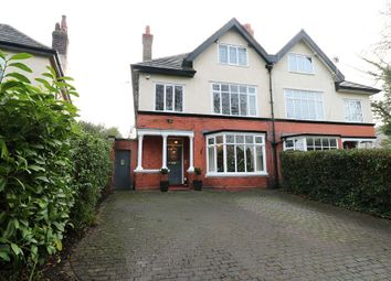 Thumbnail 5 bed semi-detached house to rent in Chester Road, Greenbank, Northwich
