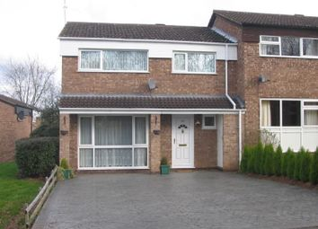 Thumbnail 3 bed property to rent in Paddock Way, Droitwich