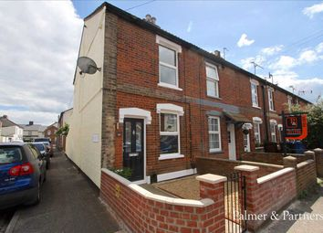 2 bed end terrace house for sale in Parade Road, Ipswich IP4
