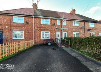 Thumbnail 3 bed terraced house for sale in Ryecroft Street, Stapleford, Nottingham