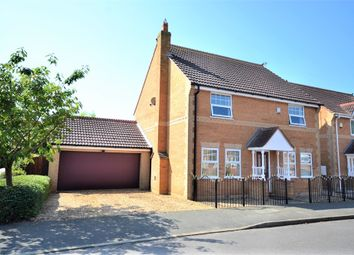 Thumbnail 4 bed detached house for sale in Perkin Field, Terrington St. Clement, King's Lynn