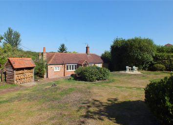 Beacon Hill Road, Ewshot, Farnham, Hampshire GU10. 3 bed detached house