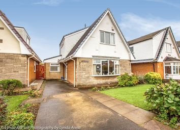 Thumbnail 2 bed detached house for sale in Bispham Avenue, Farington Moss, Leyland, Lancashire
