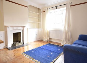 Thumbnail 1 bed flat to rent in Huntingfield Road, London