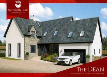 Thumbnail 5 bed property for sale in The Dean, Needburn Park, Methven