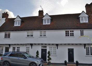 Thumbnail 3 bed terraced house for sale in The Street, Manuden, Bishop's Stortford