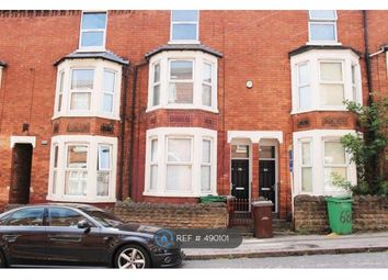 Thumbnail Room to rent in Lees Hill Street, Nottingham