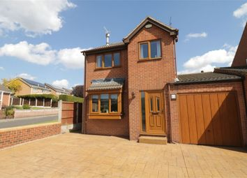 Thumbnail 3 bed detached house for sale in Fernleigh Drive, Brinsworth, Rotherham, South Yorkshire