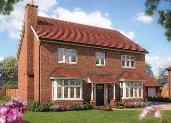 """Thumbnail 5 bed detached house for sale in """"The Lime """" at Beggars Bush Lane, Wombourne, Wolverhampton"""