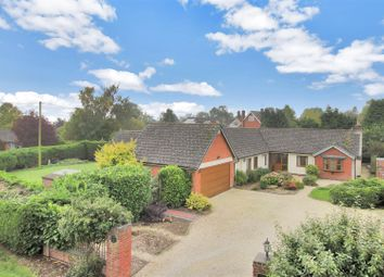 Thumbnail 4 bed detached bungalow for sale in Six Hills Road, Ragdale, Melton Mowbray