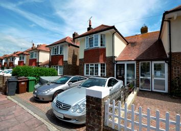 Thumbnail 3 bed semi-detached house for sale in Longland Road, Eastbourne