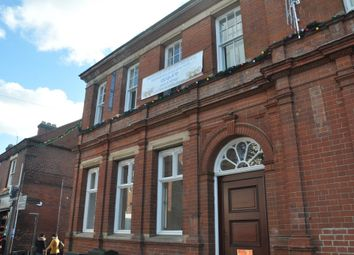 Thumbnail 1 bedroom flat to rent in High Street, Swadlincote