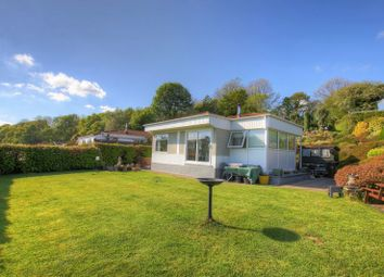 Thumbnail 2 bed mobile/park home for sale in Tamar & St. Ann's Cottages, Honicombe Park, Callington