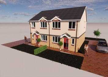 Thumbnail 3 bed semi-detached house for sale in Beech Street, South Elmsall, Pontefract