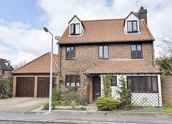 Thumbnail 5 bed detached house for sale in Church Mead, Roydon, Essex