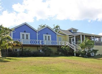 Thumbnail 3 bedroom villa for sale in Jessups - Nevis, Saint Thomas Lowland