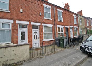 Thumbnail 2 bed terraced house to rent in Furlong Avenue, Arnold, Nottingham