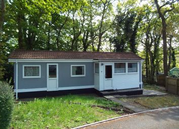 Thumbnail 1 bed mobile/park home for sale in Bittaford Wood, Bittaford, Ivybridge