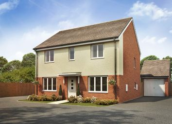 "Thumbnail 4 bed detached house for sale in ""The Chedworth "" at Goshawk Green, Leighton Buzzard"