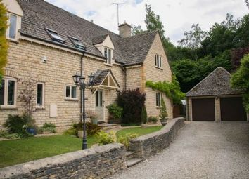 Thumbnail 4 bed detached house for sale in Great Rissington, Cheltenham