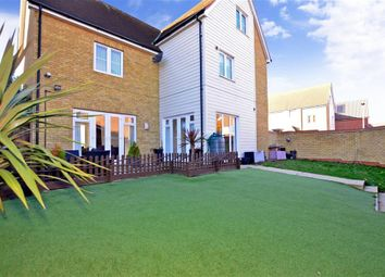 Thumbnail 5 bedroom detached house for sale in Hedgerows, Hoo, Rochester, Kent